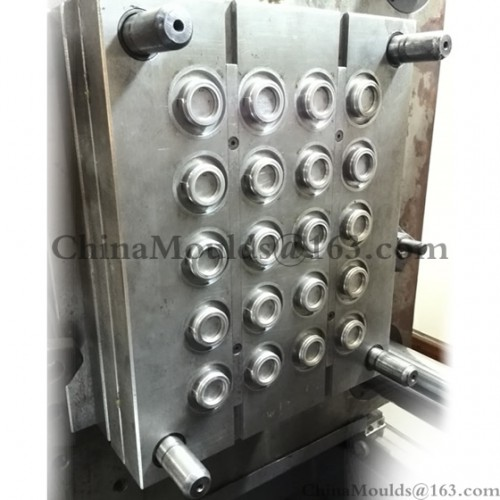 20-cavity milk cap mould