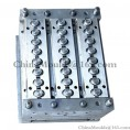 24-Cavity anti-theft cap mould