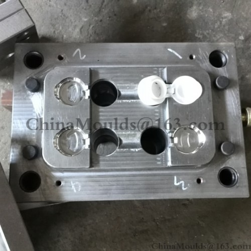 Oil bottle cap mould