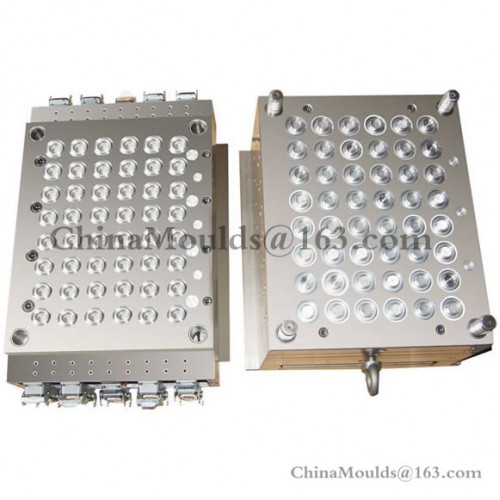 48-cavity water bottle cap mould
