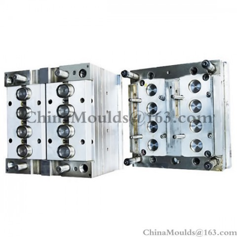 8 Cavitys cap mould, Bottle cap mould