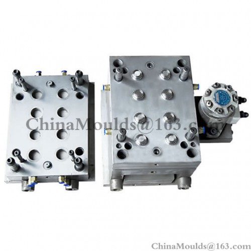 8 Cavity Oil Cap Mould